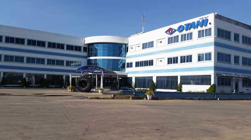 โรงงานผลิตยางรถยนต์ OTANI