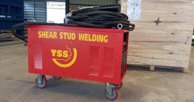 shear stud welding machine